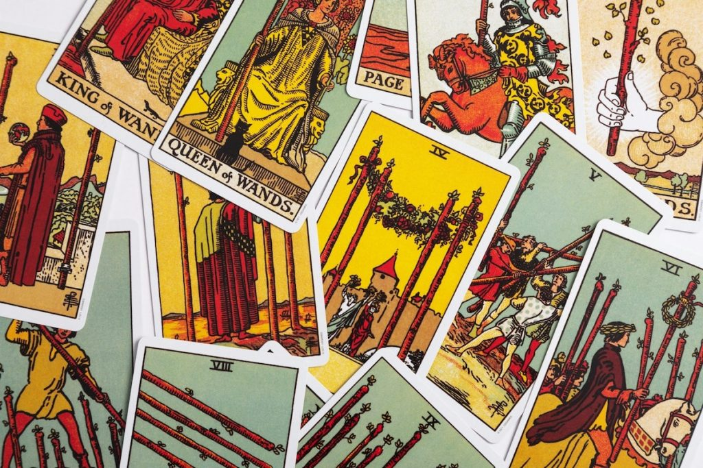 when tarot card readings don't make sense